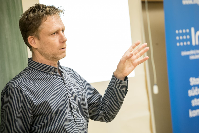 Michal Hrabovec - mentor InQb