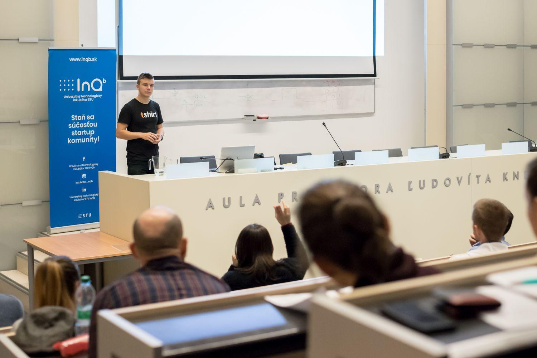 Milan Novotný - mentor InQb