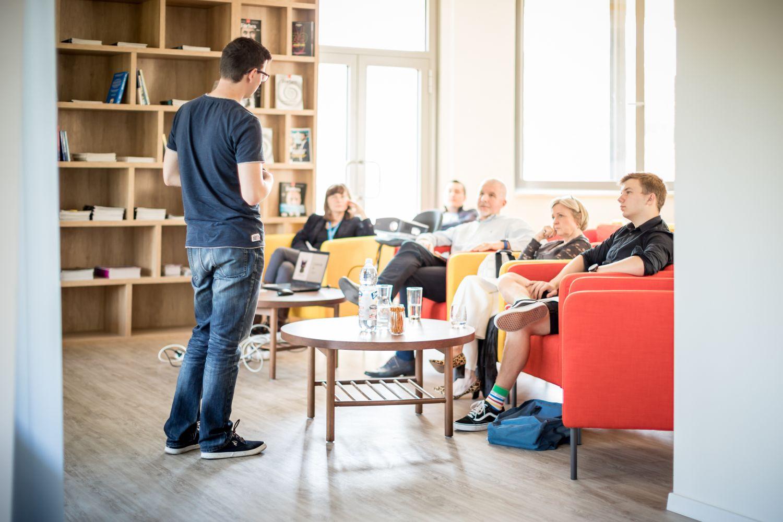 Milan Novotný Startup Pitch InQb