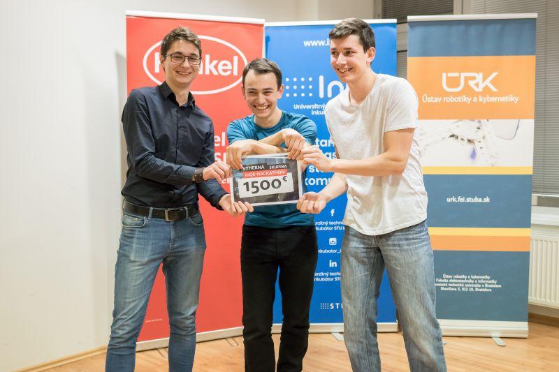 Ako prebiehal prvý InQb Hackathon?