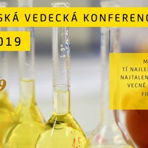 Celoslovenská študentská vedecká konferencia