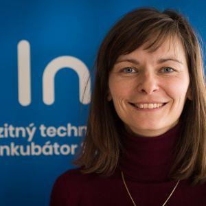 Martina Vavreková: Inkubátor nie je len pre tých, čo chcú začať podnikať. Vítaní ste všetci, ktorí chcete doplniť svoje vedomosti.